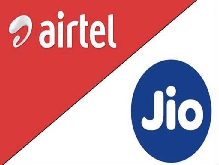 रिलायंस जियो के एक्टिव मोबाइल फोन ग्राहकों की संख्या में आई 21 लाख की कमी, एयरटेल ने जून में 37 लाख ग्राहक जोड़े|बिजनेस,Business - Dainik Bhaskar
