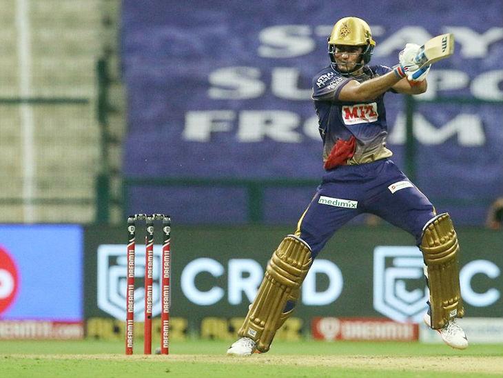 ओपनर शुभमन गिल ने 62 बॉल पर 70 रन की पारी खेली।