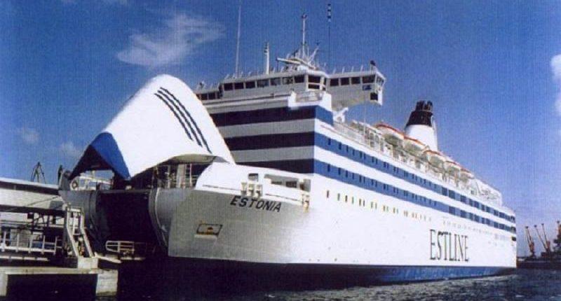 एमएस एस्टोनिया के डूबने को शांतिकाल में यूरोप का सबसे बड़ा जहाज डूबने का हादसा माना जाता है।