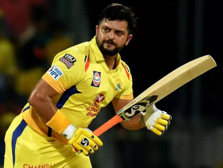चेन्नई सुपर किंग्स में अब नहीं होगी सुरेश रैना की वापसी; टीम से नाम हटाया गया, रैना ने पहले ही चेन्नई को ट्विटर पर अन-फॉलो कर दिया था|स्पोर्ट्स,Sports - Dainik Bhaskar
