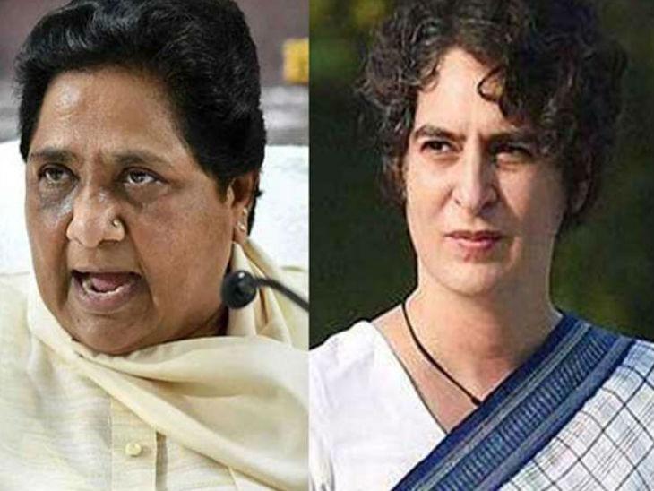 प्रियंका गांधी ने कहा- रेप की घटनाओं से हिला यूपी, कानून व्यवस्था हद से ज्यादा खराब; मायावती बोलीं- फास्ट ट्रैक कोर्ट में चले केस|उत्तरप्रदेश,Uttar Pradesh - Dainik Bhaskar