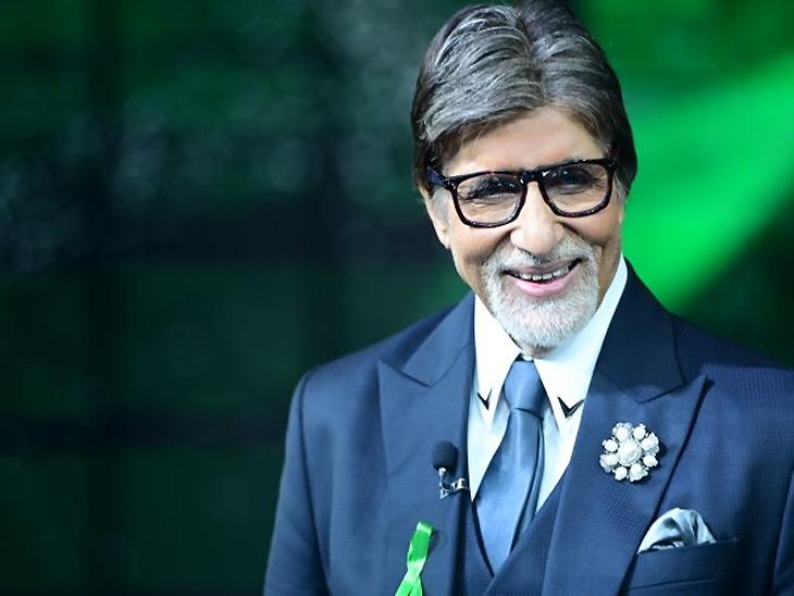 """अपना शरीर दान करेंगे अमिताभ बच्चन, ट्विटर पर हरे रंग का रिबन लगा फोटो शेयर कर लिखा -""""मैं अंगदान का संकल्प ले चुका हूं"""" बॉलीवुड,Bollywood - Dainik Bhaskar"""