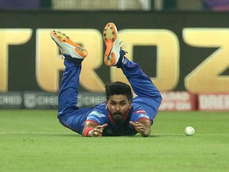 दिल्ली कैपिटल्स के कप्तान श्रेयस अय्यर पर 12 लाख रुपये का जुर्माना; स्लो ओवर रेट के लिए आईपीएल ने लगाई पेनाल्टी|स्पोर्ट्स,Sports - Dainik Bhaskar
