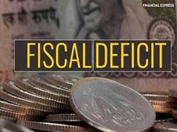 अप्रैल से अगस्त तक का वित्तीय घाटा सालभर के डिफिसिट टार्गेट के 109.3% के स्तर पर पहुंचा, लगातार दूसरे माह सालाना लक्ष्य से ज्यादा|बिजनेस,Business - Dainik Bhaskar