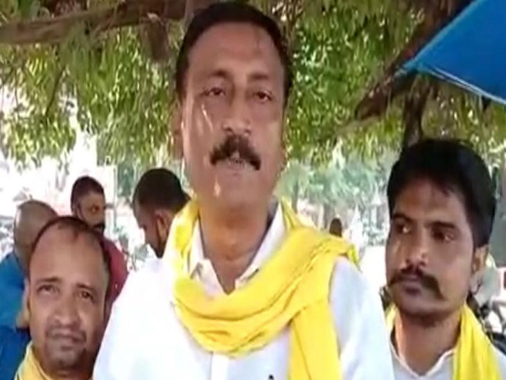 ओम प्रकाश राजभर की पार्टी ने दिया विवादित बयान; प्रदेश उपाध्यक्ष ने कहा- हर जिले में खुले रेड लाइट एरिया, तभी रुकेंगी रेप की घटनाएं उत्तरप्रदेश,Uttar Pradesh - Dainik Bhaskar