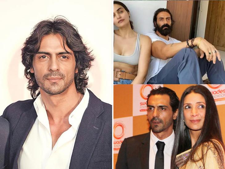 मॉडलिंग में खूब नाम कमाकर फिल्मों में आए थे अर्जुन रामपाल, लेकिन 19 साल के फिल्मी करियर के बावजूद नहीं दिखा सके कमाल बॉलीवुड,Bollywood - Dainik Bhaskar