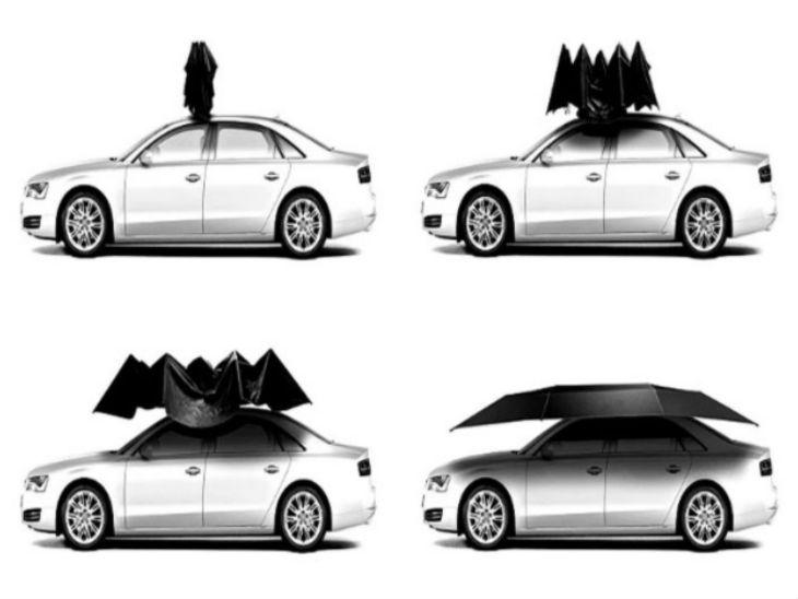 गर्मी हो या बरसात, कार अंब्रेला हर मौसम में कार को रखेगा सुरक्षित, एक मिनट से भी कम समय में हो जाता है रेडी-टू-यूज