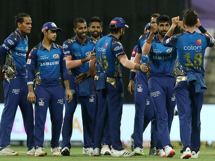 आईपीएल के 13वें सीजन के 13वें मैच में मुंबई ने पंजाब को आसानी से हरा दिया। - Dainik Bhaskar