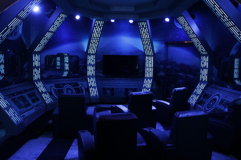 बिग बॉस का मिनी थिएटर।