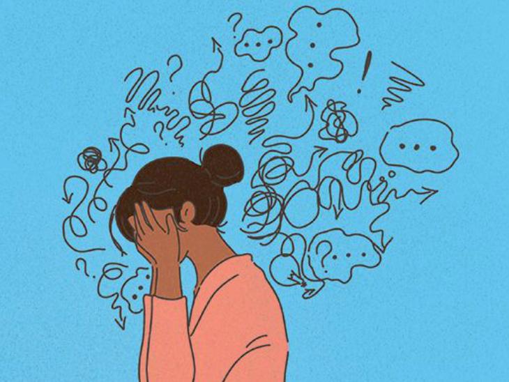 डिप्रेशन शरीर के 7 हिस्सों पर असर छोड़ता है, पेट में ऐंठन, सिरदर्द के साथ आंखों की रोशनी भी घट सकती है; ये लक्षण दिखें तो अलर्ट हो जाएं और इन 5 योगासनों से दूर करें डिप्रेशन|लाइफ & साइंस,Happy Life - Dainik Bhaskar
