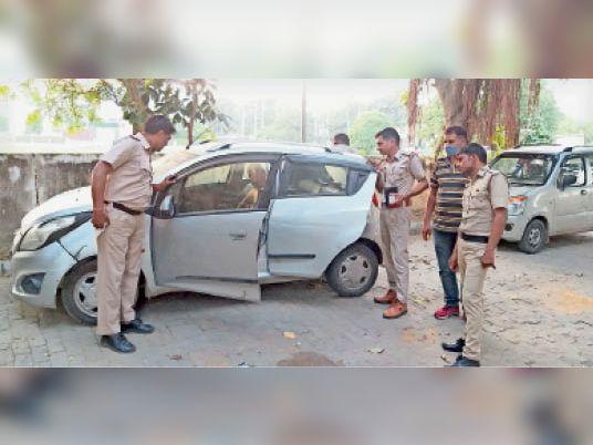 उधार के 8 लाख रुपए लेने आई कांग्रेस नेत्री का सेक्टर-23 से हुआ अपहरण, पति व पत्नी ने अपनी कार से दिया वारदात को अंजाम|सोनीपत,Sonipat - Dainik Bhaskar
