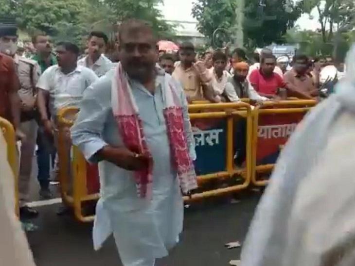 रामा सिंह के अब राजद में शामिल होने का रास्ता साफ़ हो गया है।