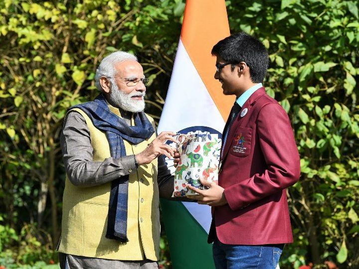 इसी साल 25 जनवरी को प्रधानमंत्री नरेंद्र मोदी ने चिराग को सम्मानित किया था।