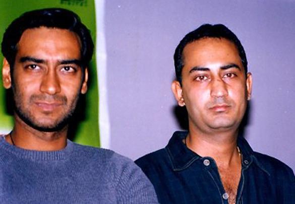 अजय और अनिल देवगन।