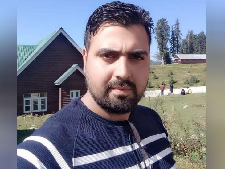 भाजपा नेता पर आतंकी हमला, उन्हें बचाने में कॉन्सटेबल अल्ताफ हुसैन शहीद; डीजीपी बोले- बहादुर सिपाही पर गर्व|देश,National - Dainik Bhaskar
