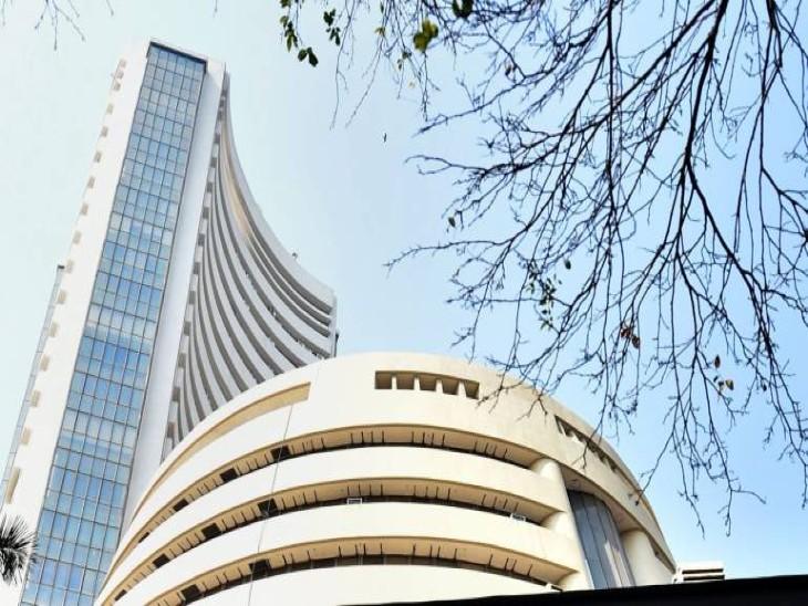 लिस्टेड कंपनियों का मार्केट कैप 161 लाख करोड़ रु. के साथ ऑल टाइम हाई पर, टीसीएस का एम कैप एक हफ्ते में 1.40 लाख करोड़ बढ़ा बिजनेस,Business - Dainik Bhaskar