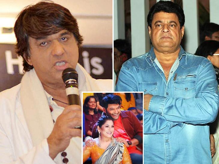 गजेंद्र चौहान पर मुकेश खन्ना का पलटवार, बोले- 'महाभारत' की यूनिट जानती है कि ये कैसे रवि चोपड़ा की चापलूसी में पूरे घुसे हुए थे|टीवी,TV - Dainik Bhaskar
