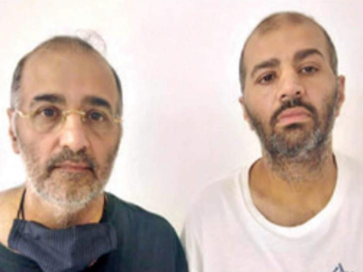 वधावन बंधुओं को इससे पहले प्रवर्तन निदेशालय (ईडी) और सीबीआई भी गिरफ्तार कर चुकी है।दोनों हाल ही में जमानत पर जेल से बाहर आए थे। - Dainik Bhaskar