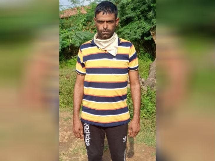 राममेहर को पुलिस ने छत्तीसगढ़ के बिलासपुर से गिरफ्तार किया है।