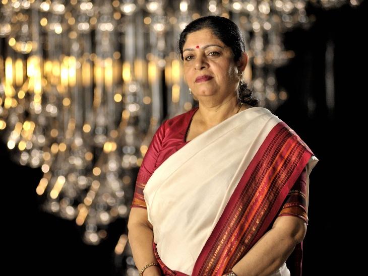 पॉपुलेशन फाउंडेशन ऑफ इंडिया की कार्यकारी निदेशक पूनम मुत्तरेजा।