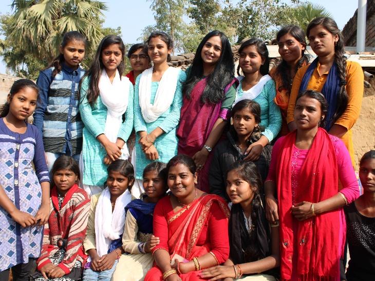 बिहार के नवादा जिले की टीनएज लड़कियों ने सैनिटरी पैड बैंक की शुरुआत की, यहां उन लड़कियों को मुफ्त पैड दिए जाते हैं जिनके पास इसे खरीदने के पैसे नहीं हैं|लाइफस्टाइल,Lifestyle - Dainik Bhaskar