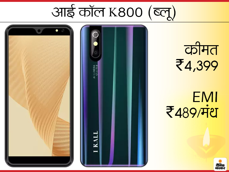 इस त्योहार अपनों को गिफ्ट करें लो बजट वाले ये 10 पावरफुल स्मार्टफोन, 4G नेटवर्क के साथ ट्रिपल रियर कैमरा तक मिलेगा; कीमत भी 5000 रुपए से कम