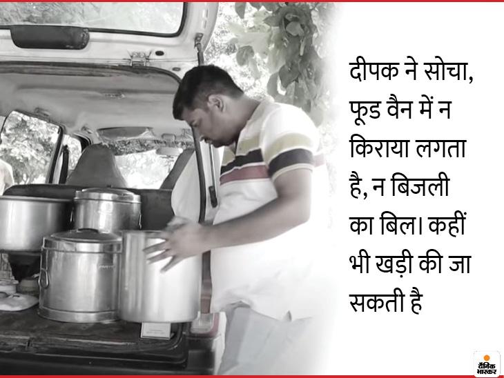 नौकरी छोड़ी, रेस्टोरेंट बंद हुआ और बचत खत्म हो गई, फिर आया ऐसा आइडिया, जिसके दम पर हो रही लाख रुपए महीने की कमाई