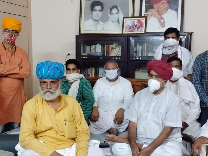 एमबीसी के 5 प्रतिशत आरक्षण को केन्द्र की 9वीं अनुसूची में शामिल करने की मांग, अब मलारनाडूंगर नहीं, पीलूपुरा में 17 को महापंचायत राजस्थान,Rajasthan - Dainik Bhaskar