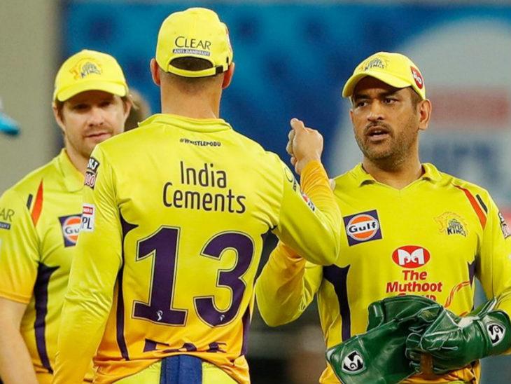 तीन बार आईपीएल जीत चुकी सीएसकी की टीम का प्रदर्शन इस सीजन में अच्छा नहीं रहा है।