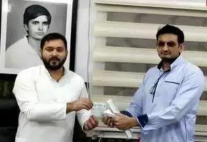 युसूफ राजद के टिकट पर सिमरी बख्तियारपुर सीट से चुनाव लड़ रहे हैं।