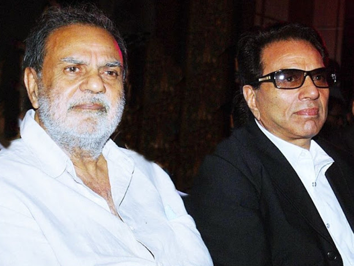 Ajit Singh Deol and Dharmendra.  Ajit Singh Deol died on 23 October 2015.  They were treated for cheek bladder compounds.
