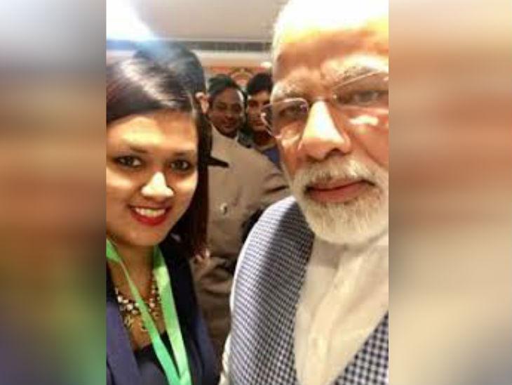 साल 2017 में पीएम मोदी ने अपने भाषण में देविता के आइडिया का जिक्र भी किया था।