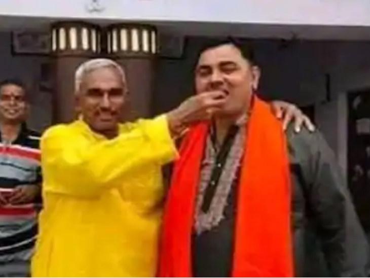 बलिया गोलीकांड पर विधायक सुरेंद्र सिंह बोले- कोई किसी के परिवार को मारेगा तो क्रिया की प्रतिक्रिया होगी|उत्तरप्रदेश,Uttar Pradesh - Dainik Bhaskar