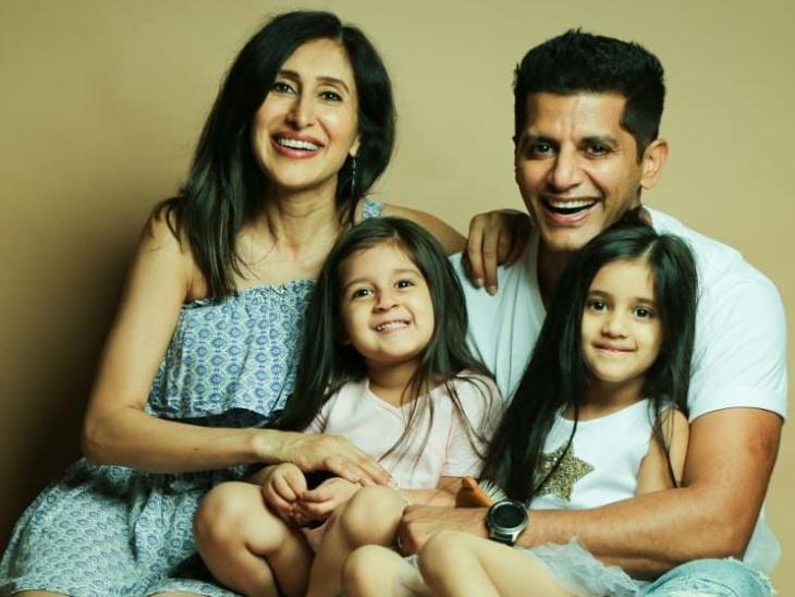 24 दिसम्बर को होगी करणवीर बोहरा की वाइफ टीजे की डिलीवरी, बोलें-'मेरी जुड़वा बेटियां लगातार टीजे का बेबी बम्प चूम रही हैं' टीवी,TV - Dainik Bhaskar