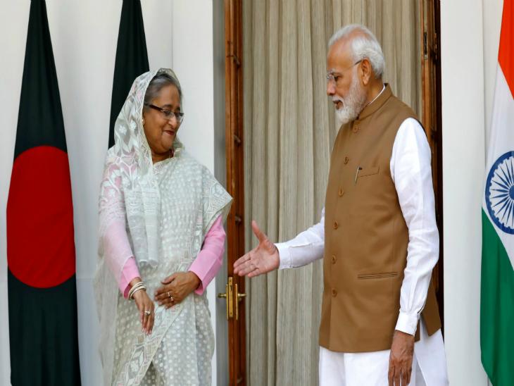 भारत-चीन की टक्कर में बांग्लादेश निकला आगे, सस्ते लेबर कॉस्ट का मिला सपोर्ट, एक्सपोर्ट में वियतनाम से भी मिल रही कड़ी टक्कर|बिजनेस,Business - Dainik Bhaskar