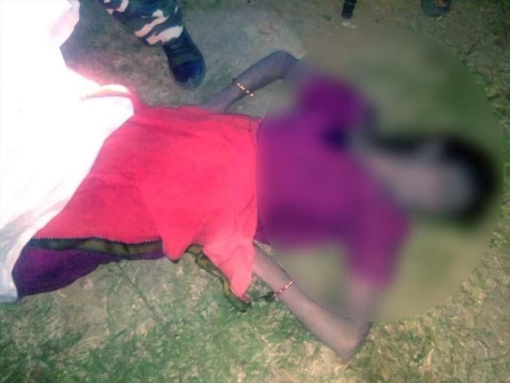गुरुवार को ही सोनी देवी के पति ने गुमशुदगी का मामला दर्ज करवाया था।