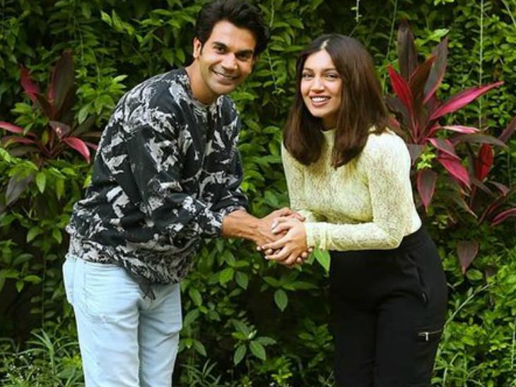 बधाई हो के सीक्वल बधाई दो का अनाउंसमेंट-राजकुमार राव और भूमि पेडणेकर पहली बार एक साथ काम करेंगे, जनवरी से शुरू होगी शूटिंग|बॉलीवुड,Bollywood - Dainik Bhaskar
