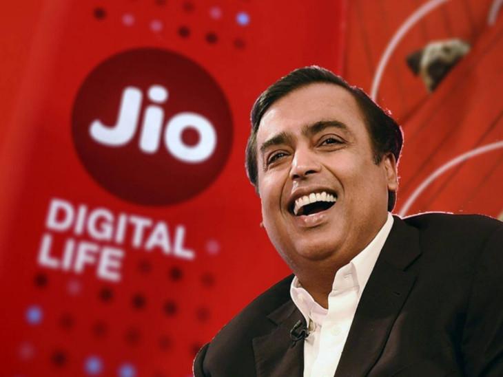 सिर्फ 3000 रुपए में 5जी स्मार्टफोन देगीरिलायंस जियो, 20 करोड़ मोबाइल फोन यूजर्स पर है नजर बिजनेस,Business - Dainik Bhaskar