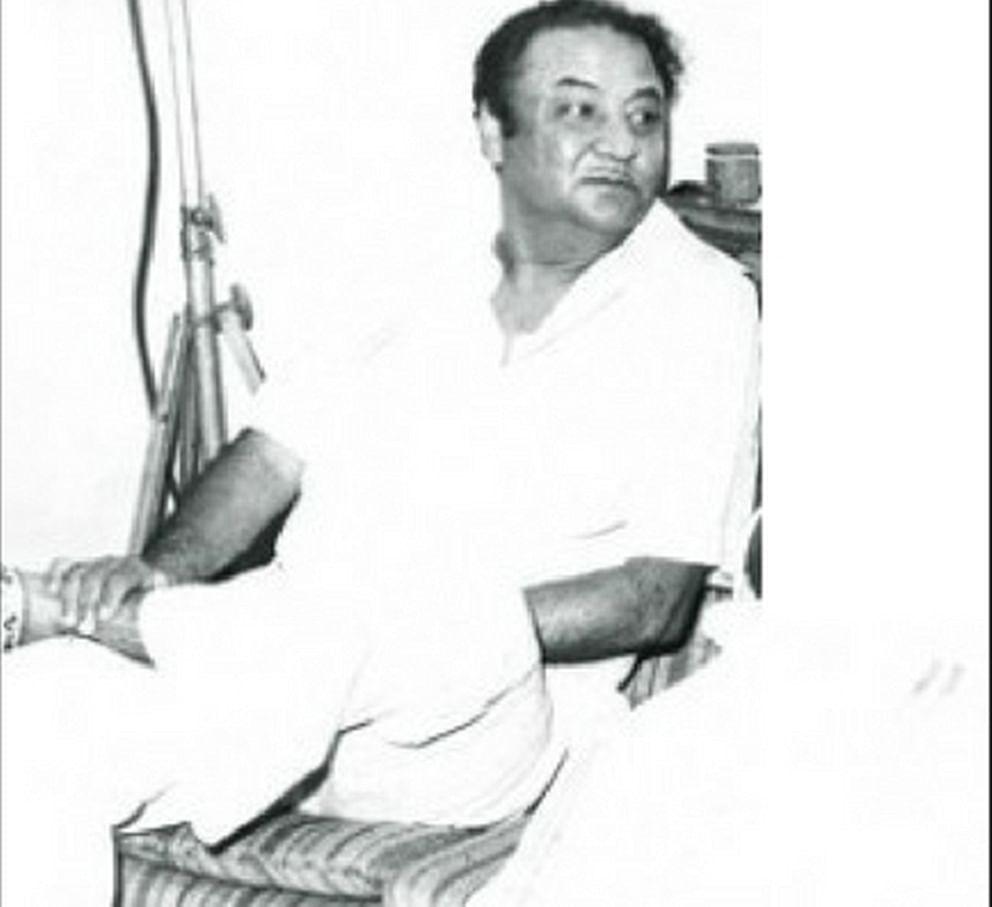 Kamal's father Bridge Sadana.