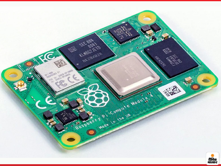 रास्पबेरी ने 1833 रुपए की शुरुआती कीमत में लॉन्च किया कम्प्यूटर, इसे 8GB रैम और 32GB स्टोरेज वैरिएंट में खरीद पाएंगे|टेक & ऑटो,Tech & Auto - Dainik Bhaskar