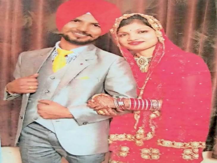 बेटे के बर्थ-डे पर पार्टी करने का दबाव बना रही थी पत्नी, झगड़कर मायके गई, आधे घंटे बाद पति ने लगा ली फांसी|पटियाला,Patiala - Dainik Bhaskar