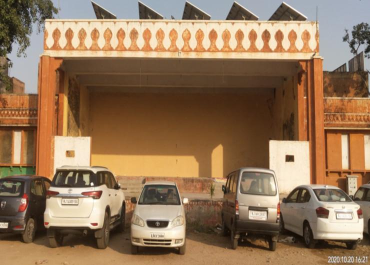 जयपुर शहर का सबसे पुराना रामलीला मैदान, जहां 70 साल के इतिहास में पहली बार रामलीला व दशहरे पर रावण दहन का आयोजन नहीं होगा।