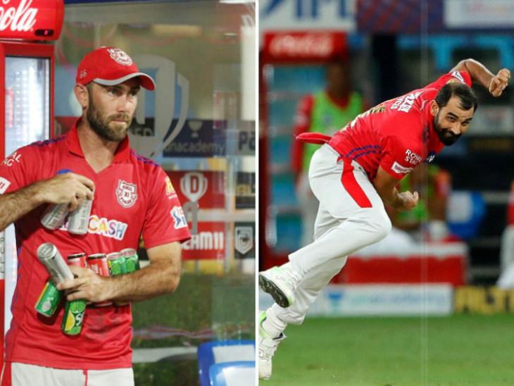 रबाडा-बुमराह को बेस्ट नहीं मानते हैं मैक्सवेल, कहा- यॉर्कर फेंकने में बेहतर हैं मोहम्मद शमी|IPL 2021,IPL 2021 - Dainik Bhaskar