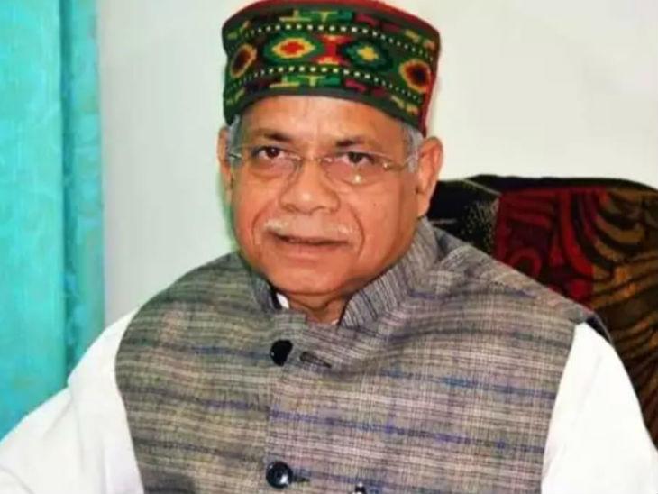 45 साल पुराने मामले में राज्यसभा MP शिव प्रताप शुक्ला के खिलाफ गैर जमानती वॉरंट, 1975 में दर्ज हुआ था डकैती का मामला|उत्तरप्रदेश,Uttar Pradesh - Dainik Bhaskar