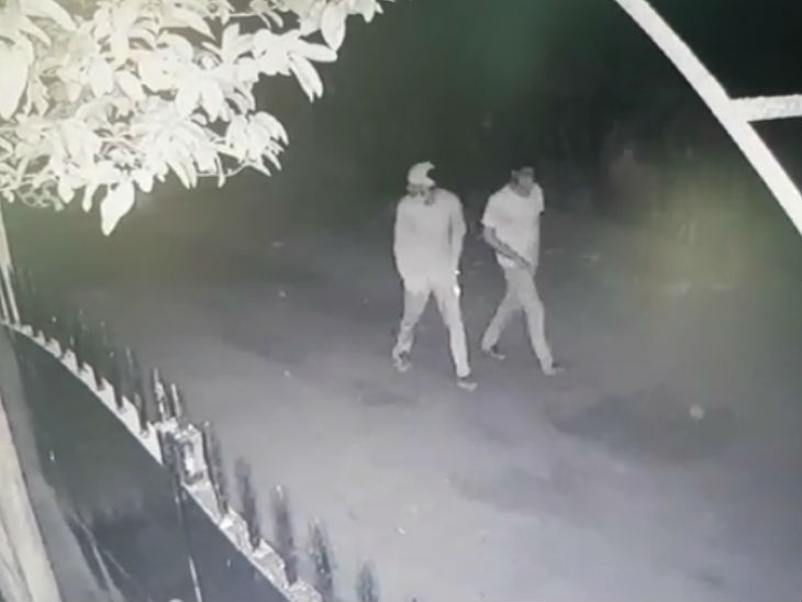 The accused were seen roaming in the area before the incident.