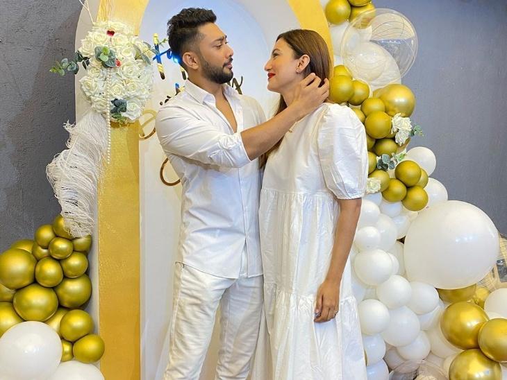 गौहर खान ने सेलिब्रेट किया रूमर्ड ब्वॉयफ्रेंड जैद दरबार का जन्मदिन, विश करते हुए कहा, 'तुम मेरे लिए ब्लेसिंग हो'|टीवी,TV - Dainik Bhaskar