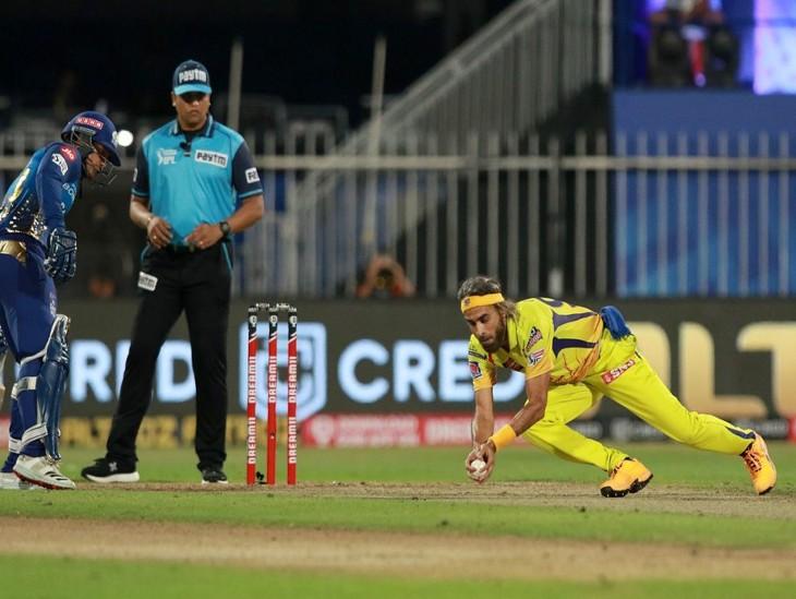 ताहिर साउथ अफ्रीका के लिए 107 वनडे में 4.67 की इकोनॉमी रेट से 173 विकेट ले चुके हैं। आईपीएल के 56 मैचों में 7.88 की इकोनॉमी रेट से उन्होंने कुल 79 विकेट हासिल किए हैं। (फाइल) - Dainik Bhaskar