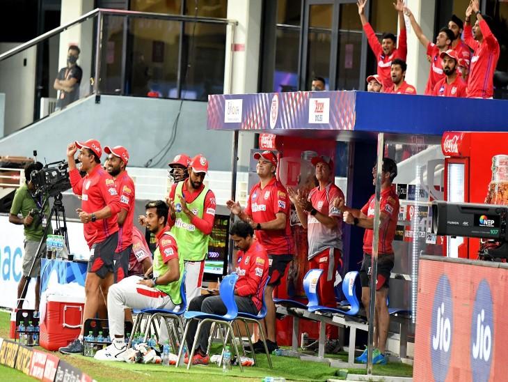 तीन जीत के साथ प्लेऑफ के दौर में पंजाब शामिल; तीन बदलावों ने बनाया सफल|IPL 2020,IPL 2020 - Dainik Bhaskar