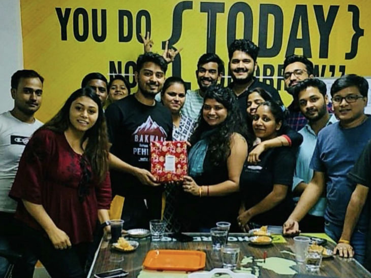 आज दीप्ति की कंपनी का टर्नओवर 20 करोड़ रुपए से ज्यादा है। इस समय उनकी कंपनी में करीब 30-40 लोगों की एक टीम काम कर रही है।