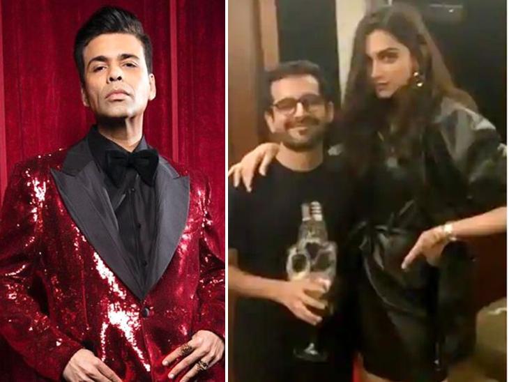 एनसीबी को मिली करन जौहर की पार्टी के वायरल वीडियो की दूसरी फॉरेंसिक रिपोर्ट, किसी तरह के ड्रग्स के इस्तेमाल से इनकार|बॉलीवुड,Bollywood - Dainik Bhaskar